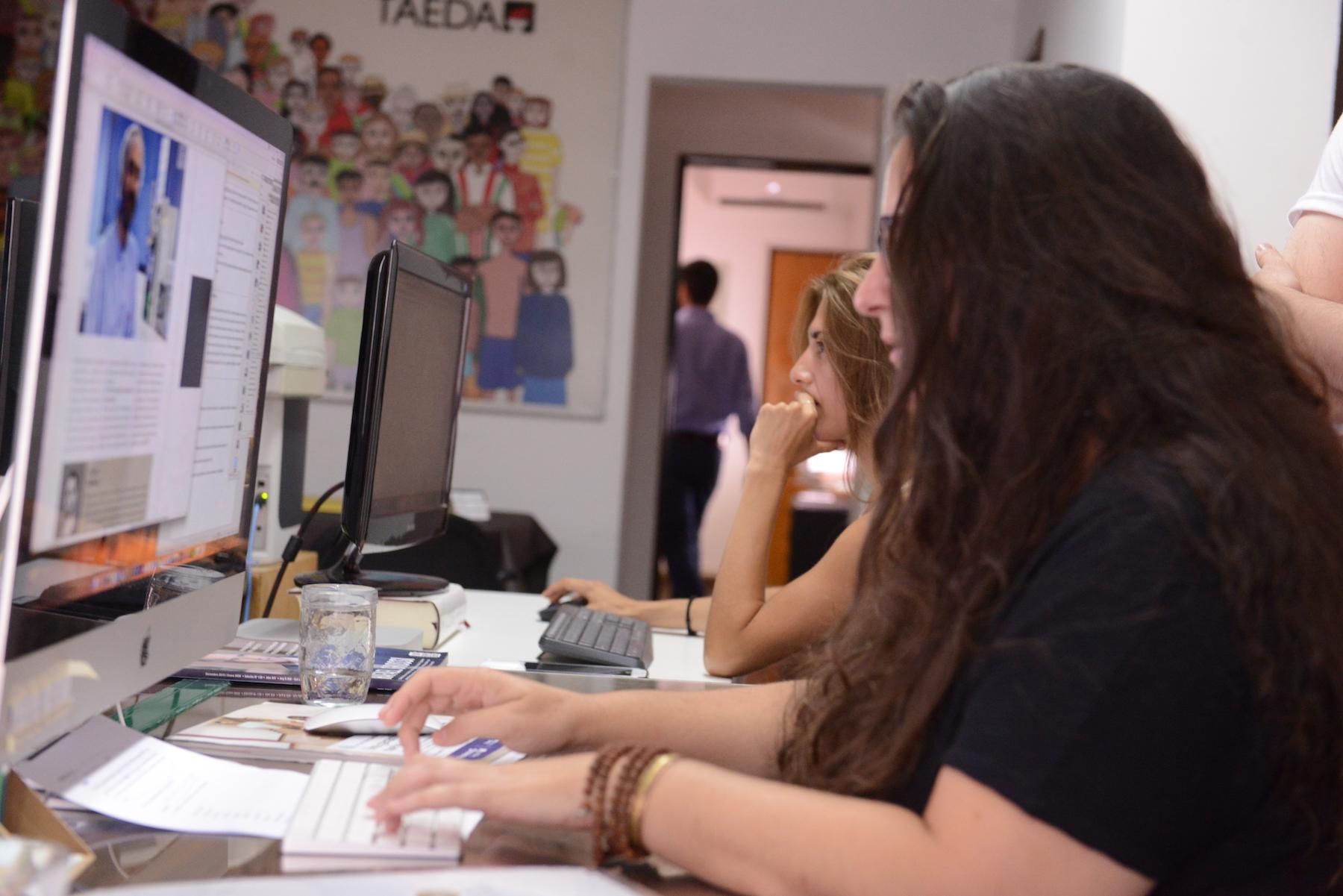 Taeda es un espacio para la diversidad de opiniones para un público amplio y plural.